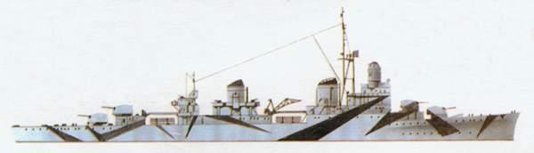 «Attilio Regolo»(«Аттилио Реголо»)крейсер (Италия)