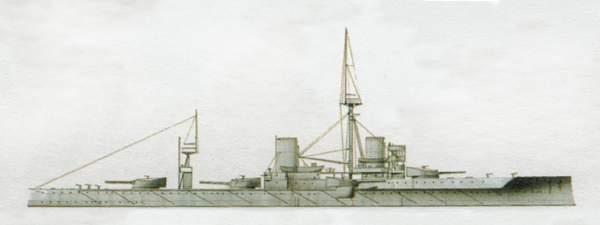 «Dreadnought»(«Дредноут»)линкор (Великобритания)