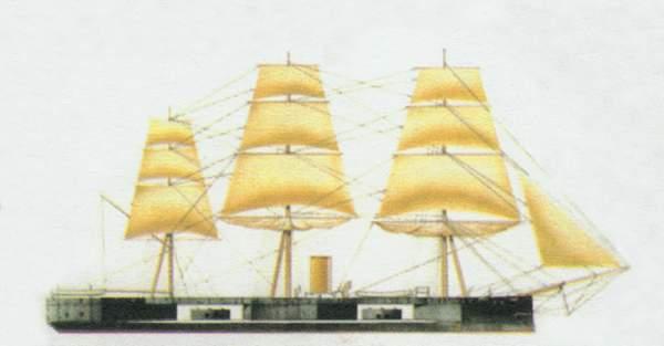 «Captain»(«Кэптейн»)броненосец (Великобритания)