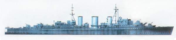 «Ariadne»(«Ариадна»)крейсер/минный заградитель (Великобритания)