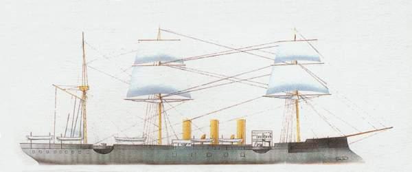 «Таgе»(«Таж»)крейсер (Франция)
