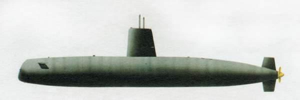 «Dreadnought»(«Дредноут»)подводная лодка (Великобритания)