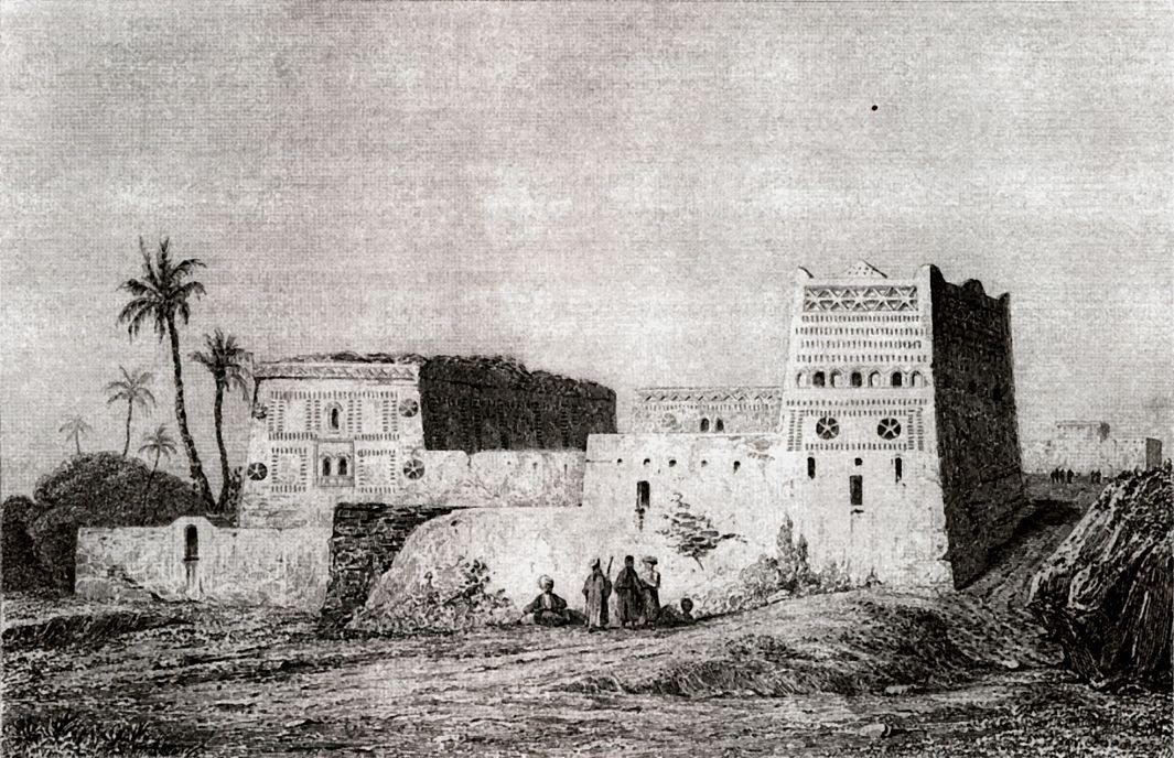 Дом шейха