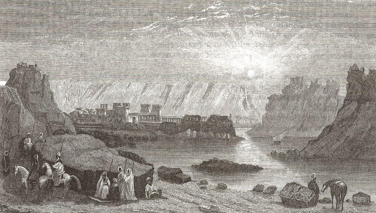 Остров Филе