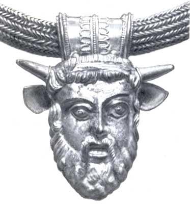 Голова Ахелоя.