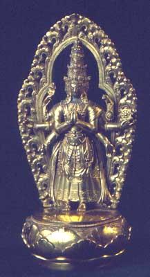 Авалокитешвара.
