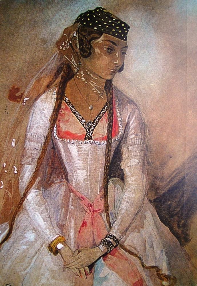 Princess Marta Solagashvili