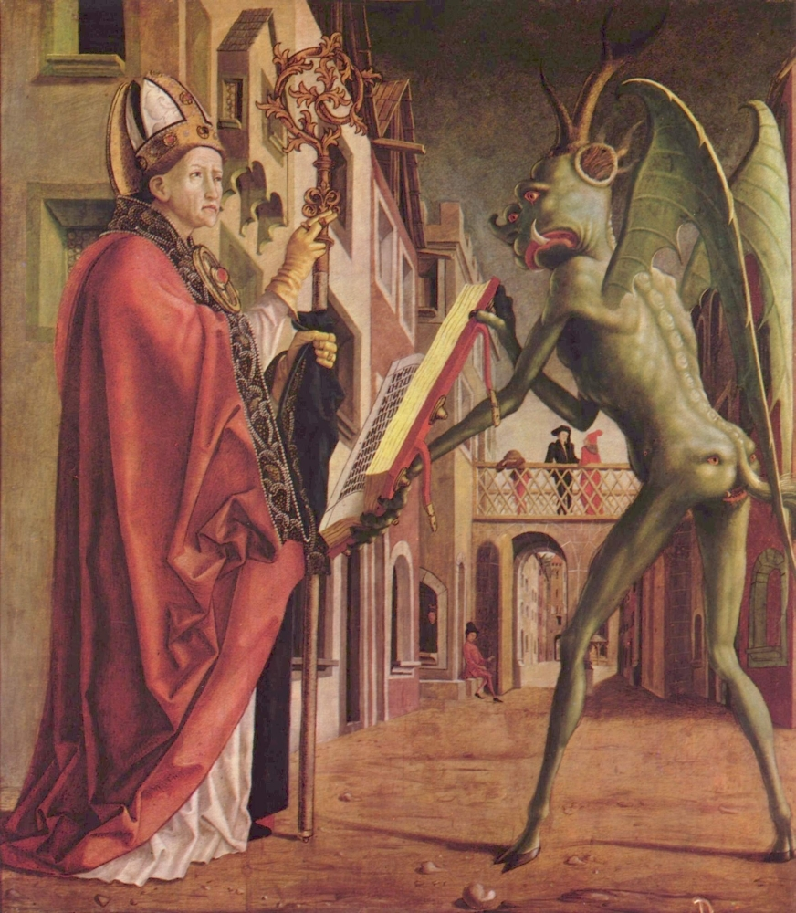 an introduction to the evil in chaucers and dantes time satan In dante's poem, satan is a mindless, bestial-like creature locked in an icy lake he can't even speak with any of his three mouths, only because he's too busy dumbly chewing on the three most notorious of traitors.