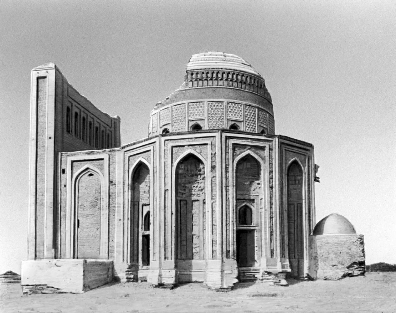 Мавзолей династии Суфи (