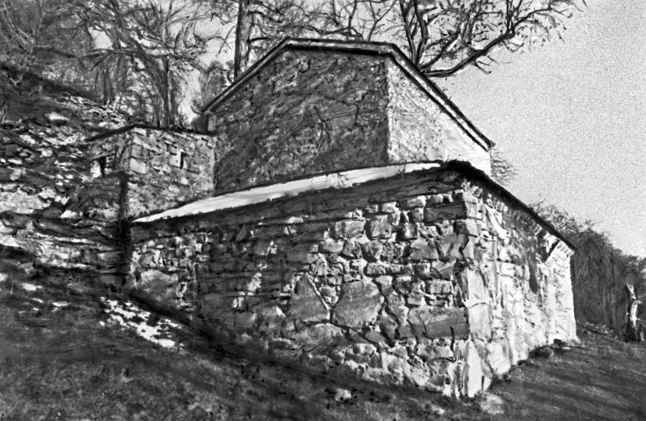 Храм Ксанский Армази. 864.