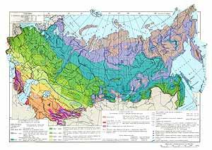 Агроклиматические ресурсы СССР