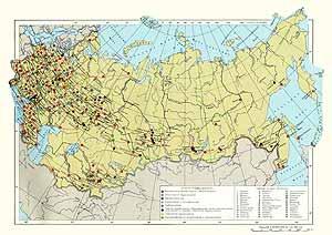 Машиностроение и металлообработка СССР