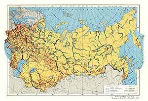 Автомобильный, морской, речной и трубопроводный транспорт СССР
