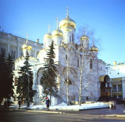 Благовещенский собор вКремле.